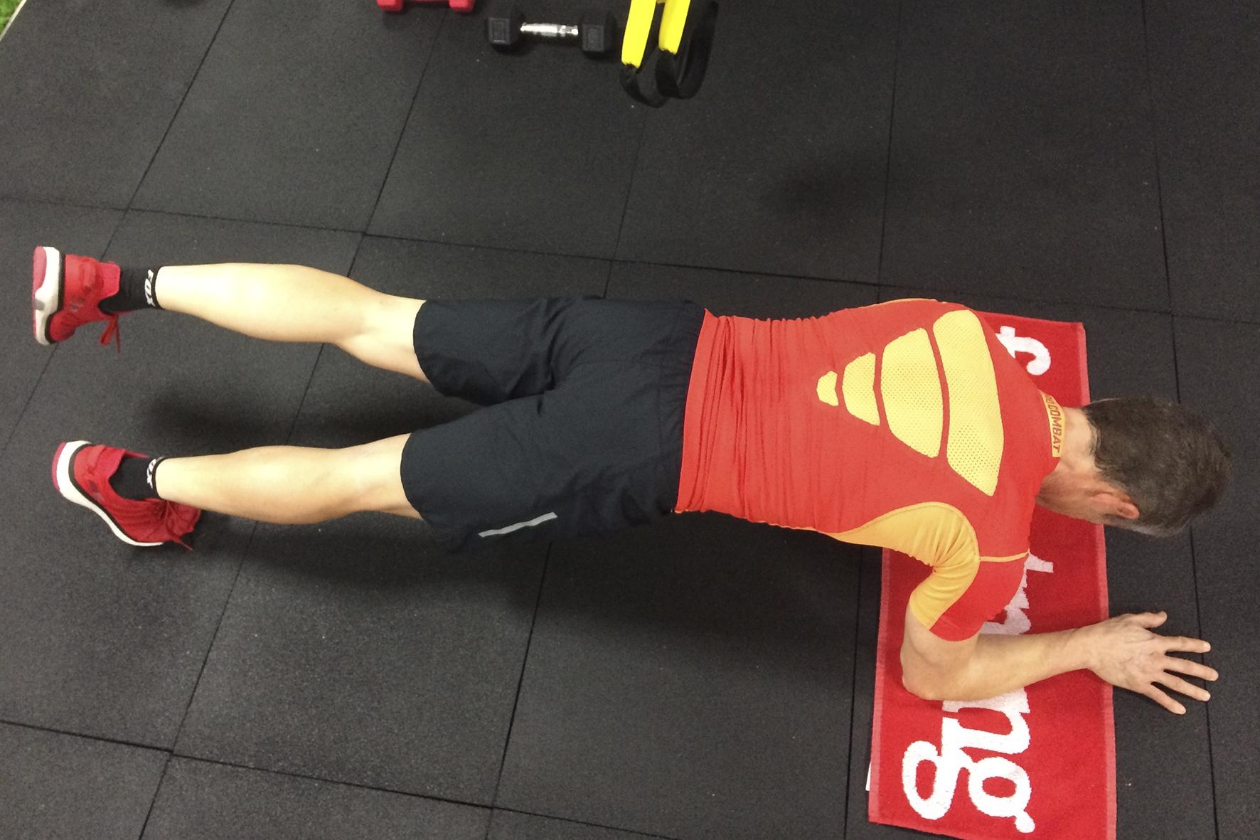 Entrenamiento Funcional 10 Feel Strong Sienttfuerte Sala de entrenamiento en Navalcarnero Madrid