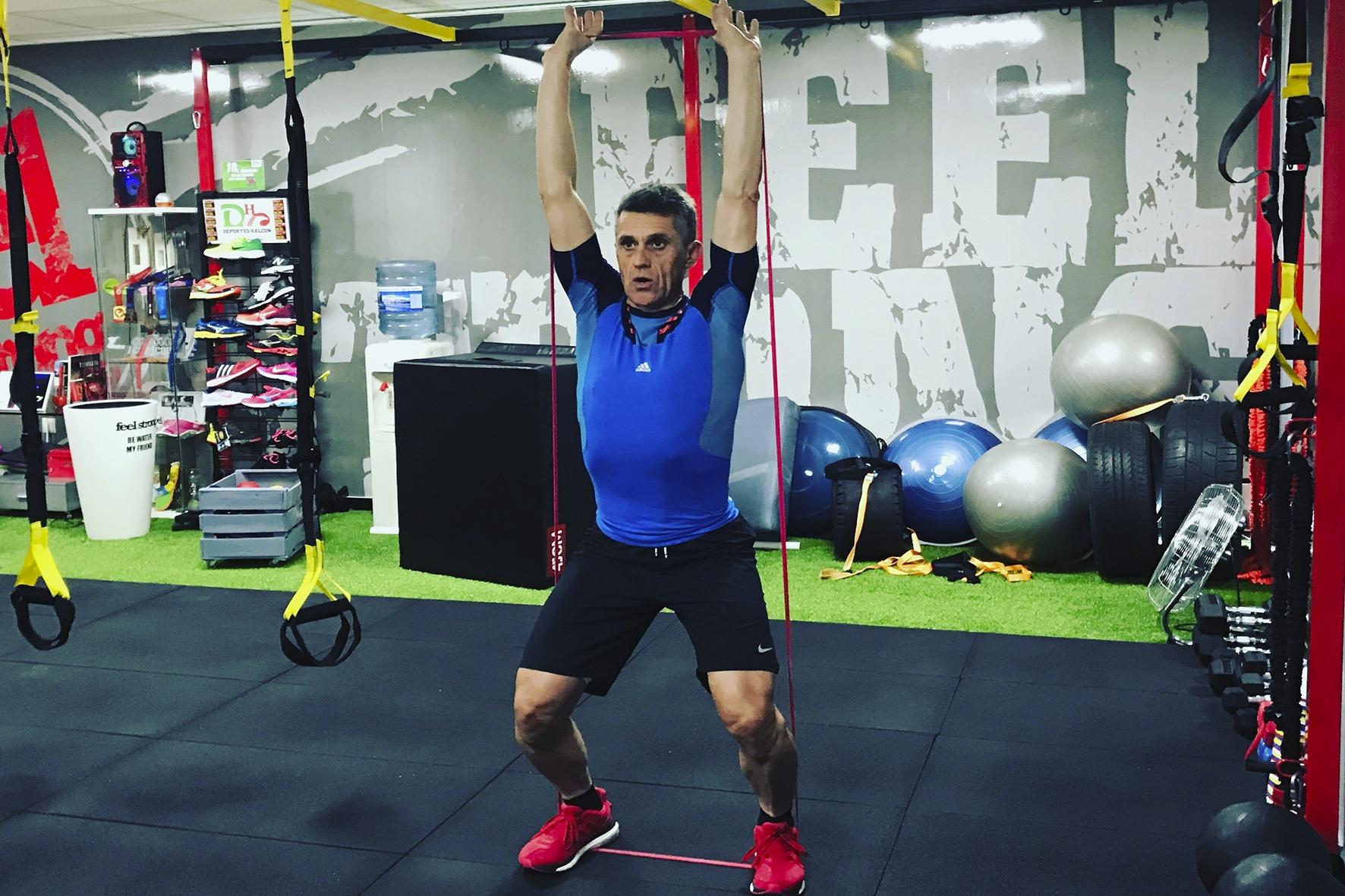 Entrenamiento Funcional 2 Feel Strong Sienttfuerte Sala de entrenamiento en Navalcarnero Madrid