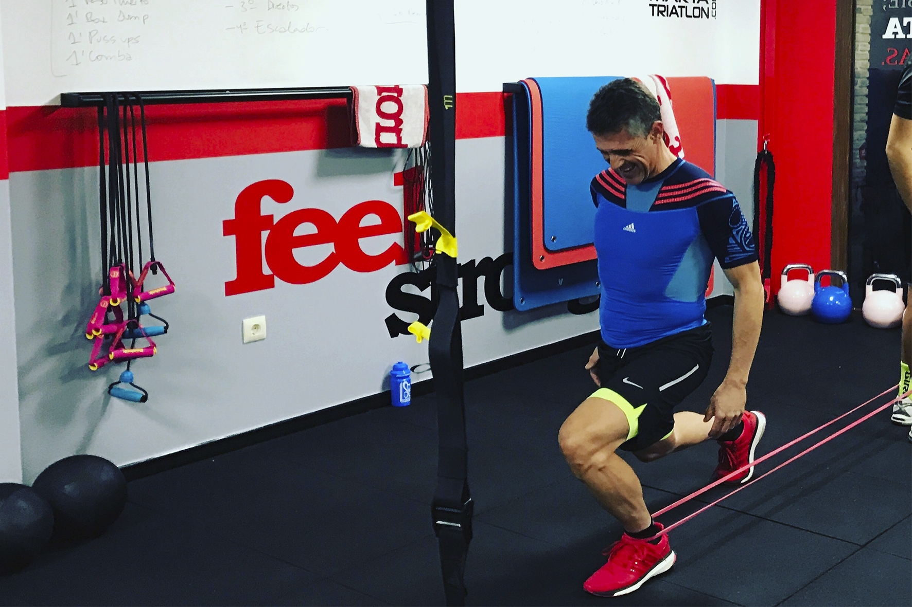 Entrenamiento Funcional 3 Feel Strong Sienttfuerte Sala de entrenamiento en Navalcarnero Madrid