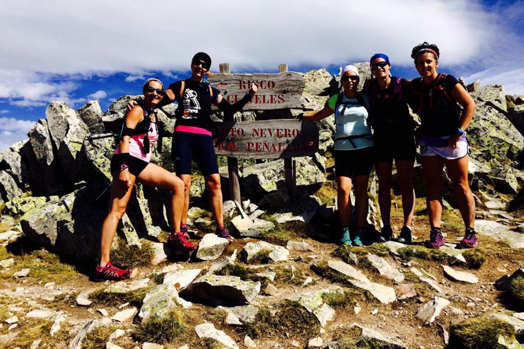 RETO Montaña 4 Septiembre 2017