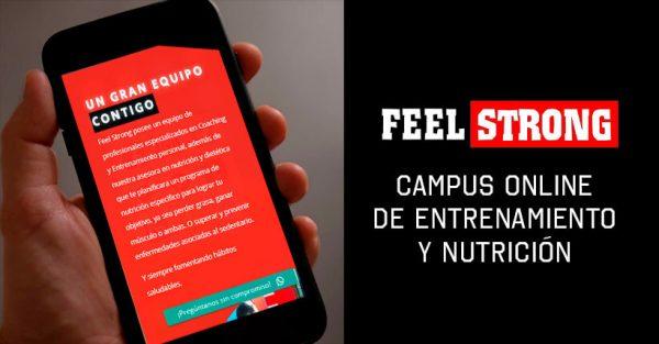Comunidad Online para seguir entrenamientos y nutrución